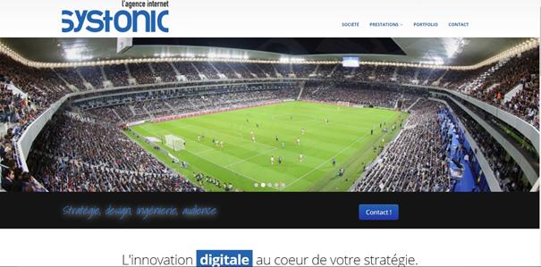 une des meilleure agence digitale à Bordeaux systonic