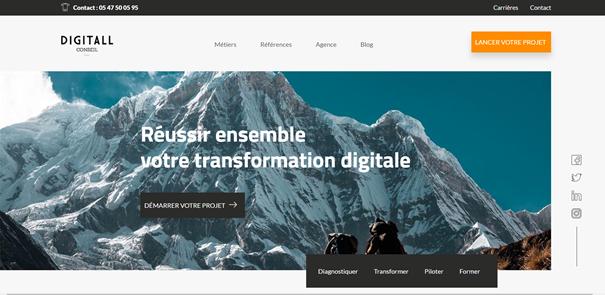 digital conseil agence web à Bordeaux