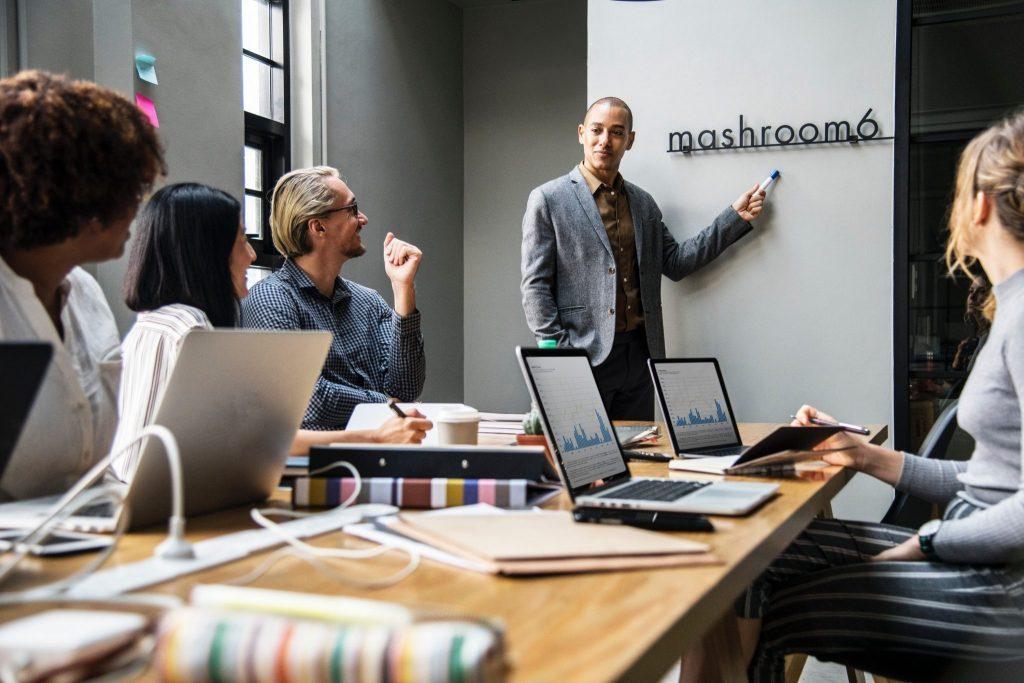 un business plan pour trouver ses associés