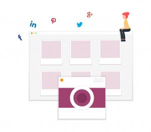 développer une page produit avec photo des clients