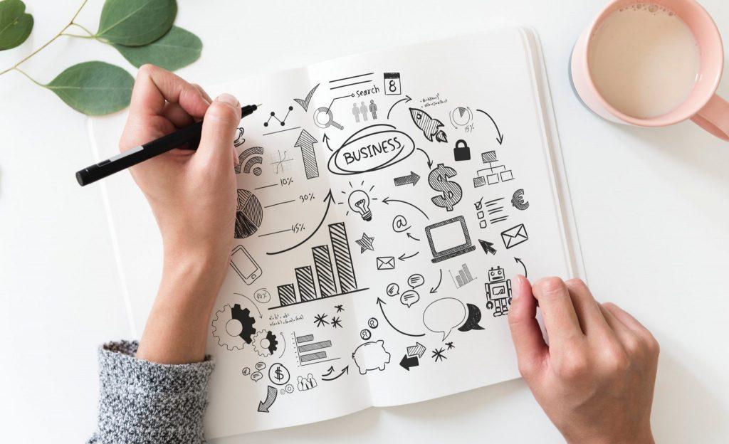 lancer son entreprise avec un bon business plan