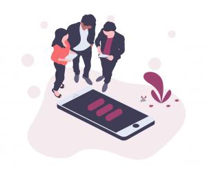 générer une fiche produit et inciter au partage