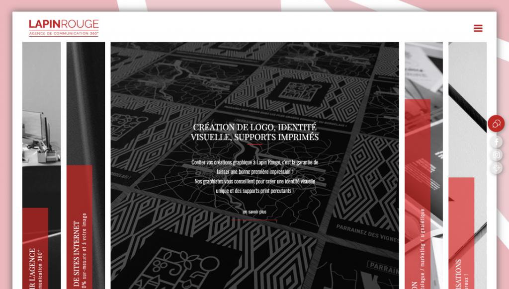 entreprise design Lapinrouge