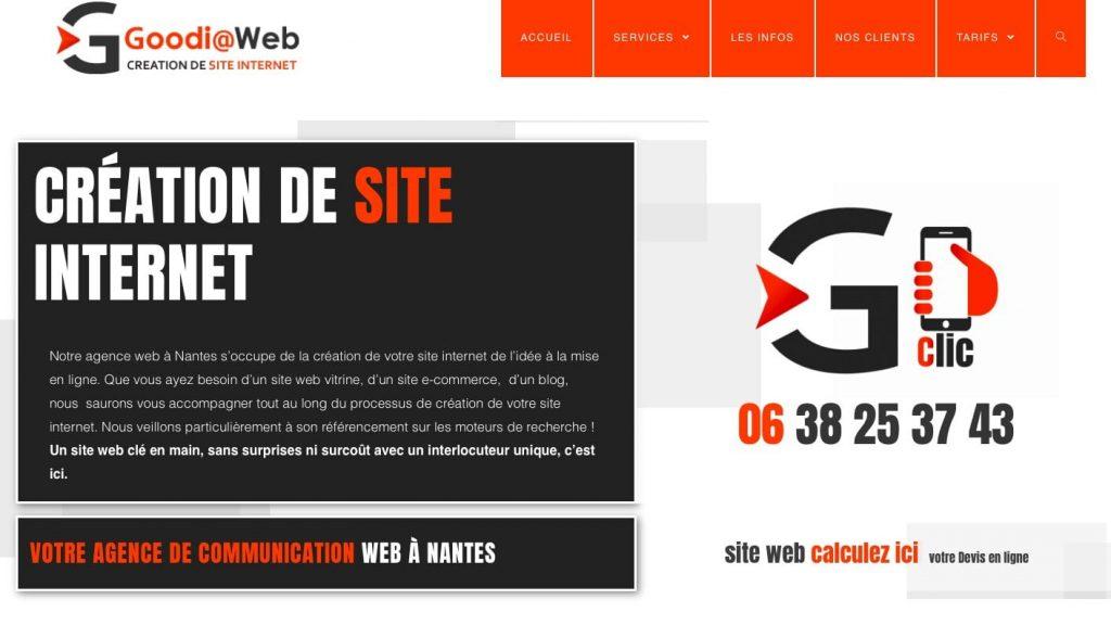 Goodi agence web