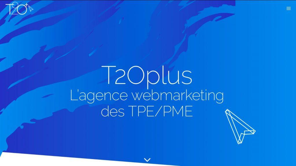 T2Oplus agence web