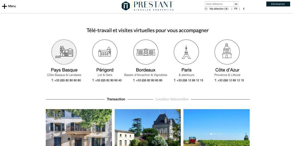 Agence Prestant