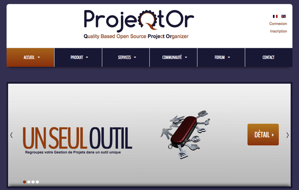 PorjGtor gestion de projet