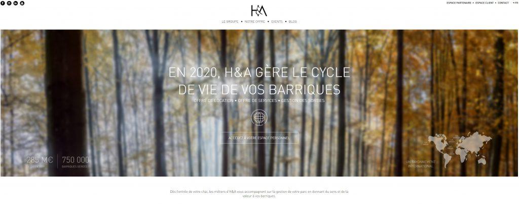viticole outil gestion h&a barriques