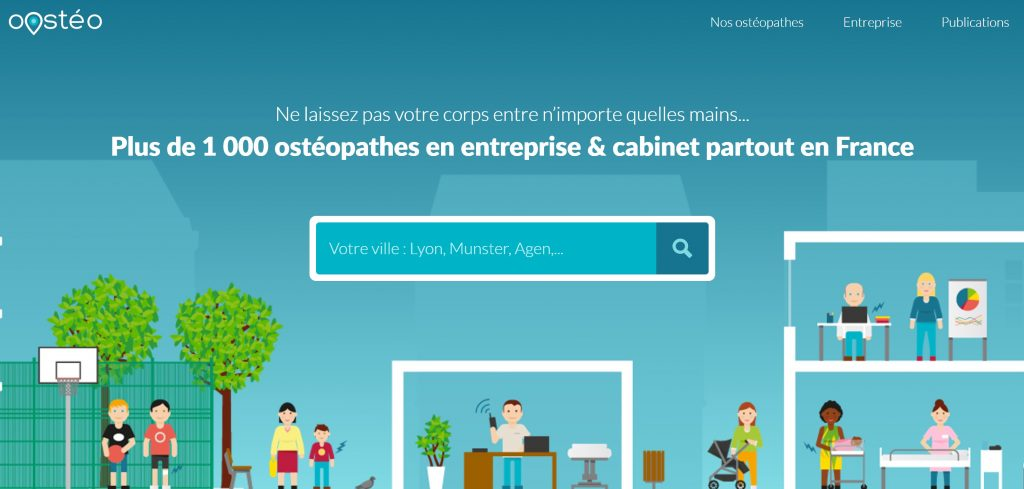 ostéopathes service oosto site accueil