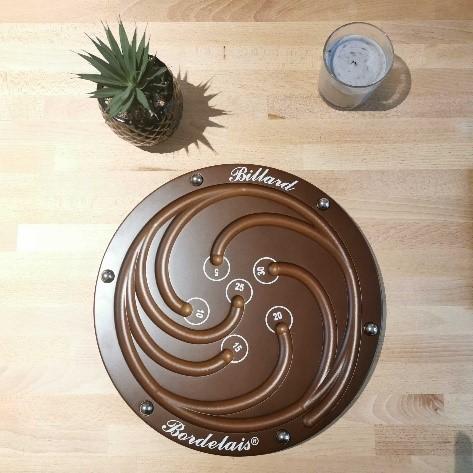 idées cadeaux spiral billard jeu circulaire