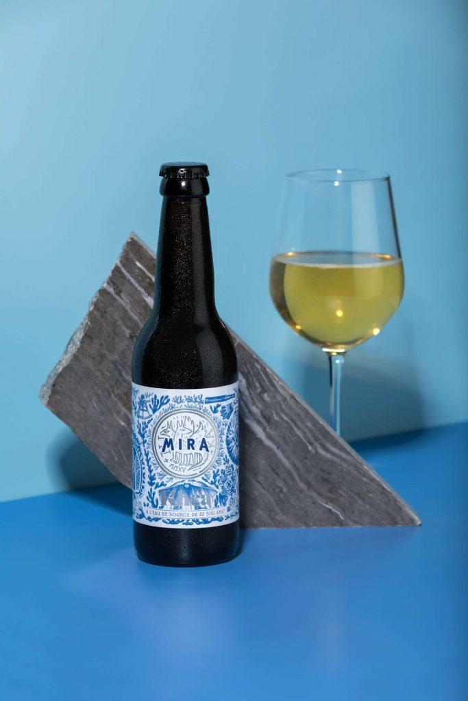 Mira bière artisanale gamme rhéa