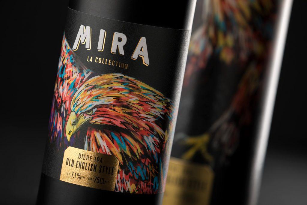 Brasserie Mira gamme IPA artiste A-MO