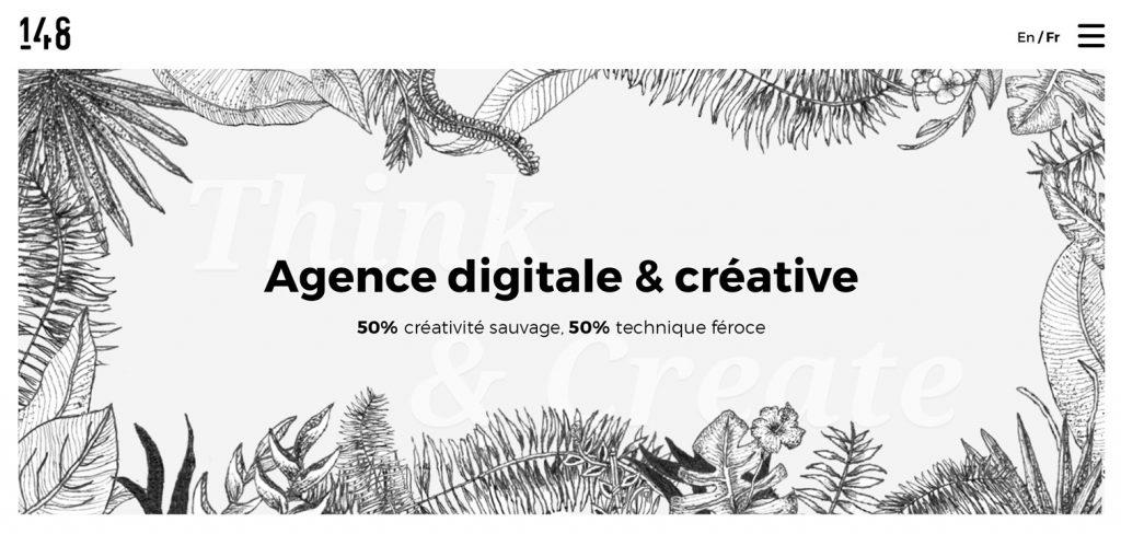 agence digitale 148 communication paris