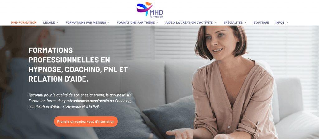 mcd formation programmation neuro linguistique France