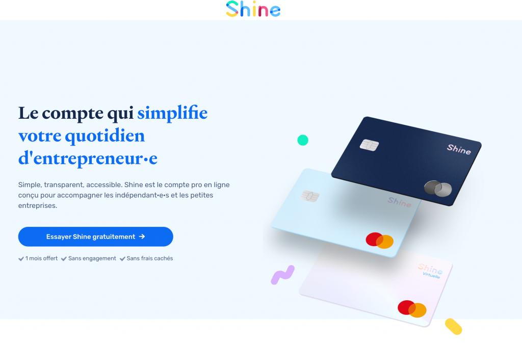 banque digitale shine