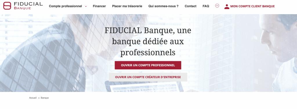 Fiducial banque en ligne