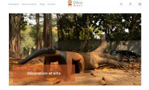 Site internet décoration déco brésil