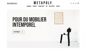 site décoration metapoly design